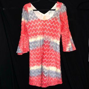 Vintage VaVa tie dye dress